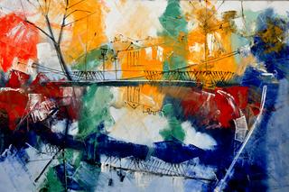 Lion Bridge by Igor Nelubovich