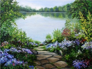 Lake View by Anna Good