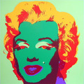 Marilyn II by Andy Warhol