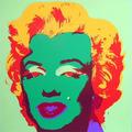 Marilyn II by Andy Warhol