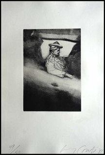 """""""Un anciano I"""" by Miguel Condé"""