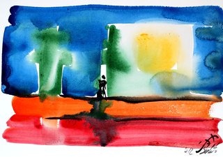 SUNSET 1 by Jorge Berlato