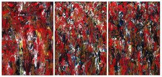 Triptych OF-24 by Oleg Frolov