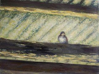 sparrow by Rosario de Mattos