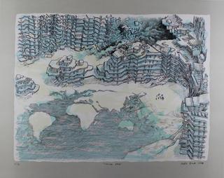 North Pole by Oscar Oiwa