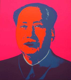 Mao III by Andy Warhol