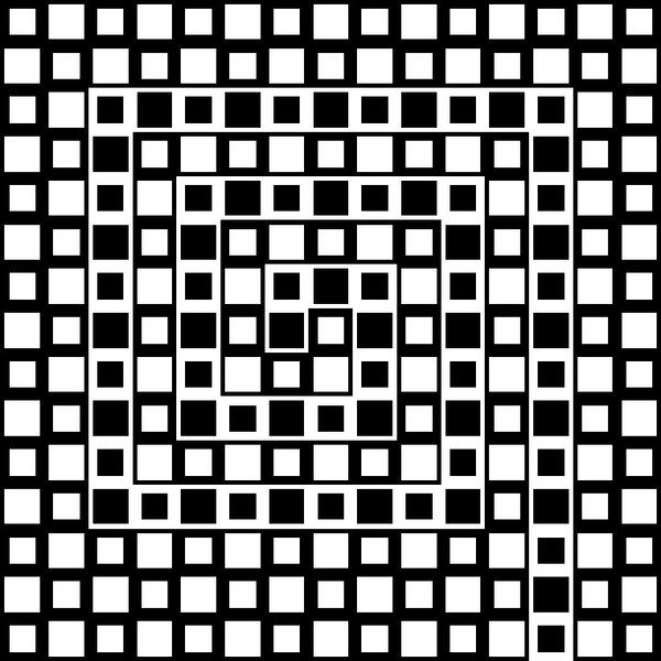 Cartesian Rhythm 6 Original Art By Vlatko Ceric Picassomio