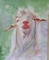 Goat1 by Sylva Zalmanson