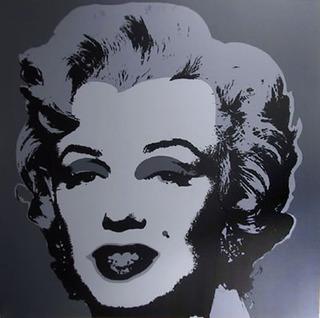 Marilyn I by Andy Warhol