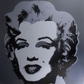 Marilyn I by Andy Warhol