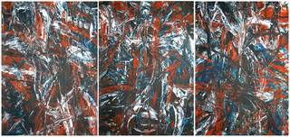 Triptych. OF-A306 by Oleg Frolov