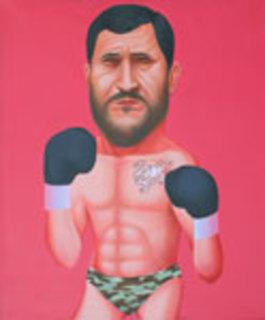 A Fighter by Jitagarn Kaewtinkoy