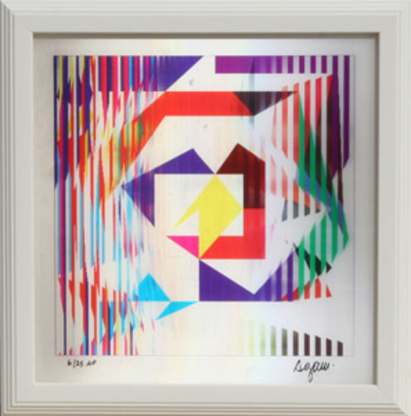 an interest on paam 1969 an artwork by yaacov agam Shop authentic agam yaacov wall decorations, decorative objects and other agam yaacov furniture from the world's best dealers global shipping available.
