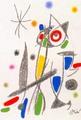 Maravillas con Variaciones Acrosticas en el jardin de Miro (Number 14) by Joan Miró