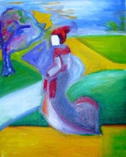 ORIENTAL SPIRIT by Raquel Sara Sarangello