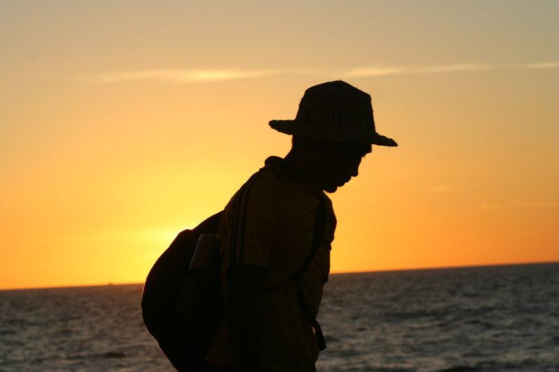 traveller by Eduardo Palma