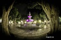 Adelantado Square (marble fountain) by Atman Victor