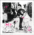 Pup Art - Pink by Mr. Brainwash