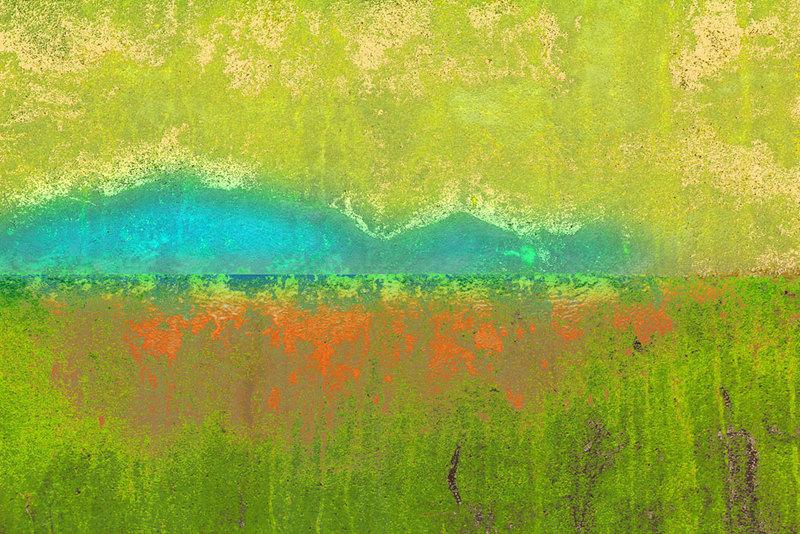 Abstraccion-40 by Jose Antonio Otegui Auzmendi