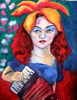 MUSIC ACORDEÓN by Raquel Sara Sarangello