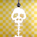 Time Bokan - Gold by Takashi Murakami