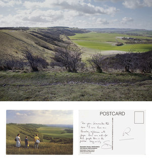 Untitled 12 (Correspondence) by Paul Greenleaf