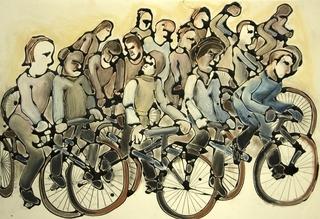Cycle by Hilary Senhanli