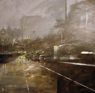 Atmósferas Nocturnas de Madrid by Cristina Bergoglio