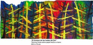 """""""El Bosque de las Hadas del Sol"""" by Ana Roda"""
