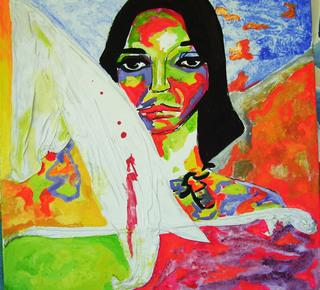 Puberty by Raquel Sara Sarangello
