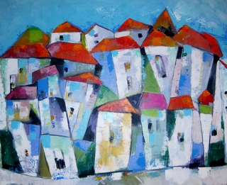 Croatia Revisited by Leyla Murr