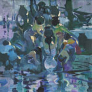 Under the Moonlight by U Lun Gywe