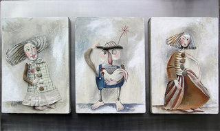 dolls by Mariela Dimitrova MARA