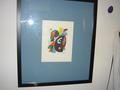 La Melodie Acide 12 by Joan Miró