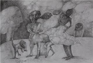 Walkers by Ricardo Hirschfeldt