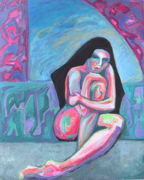 NUDE spiritual by Raquel Sara Sarangello