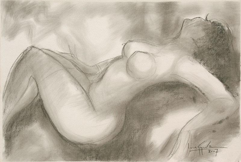 Nude (29) by U Lun Gywe