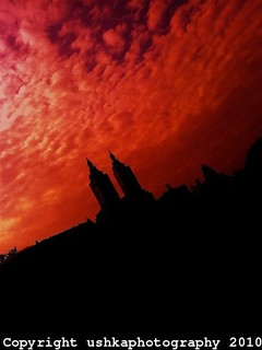 Rutherford Towers  REd by Ushka Shakhnis