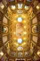 Santa Cruz Tenerife Town Hall (interior dome) by Jose Luis Mendez Fernandez