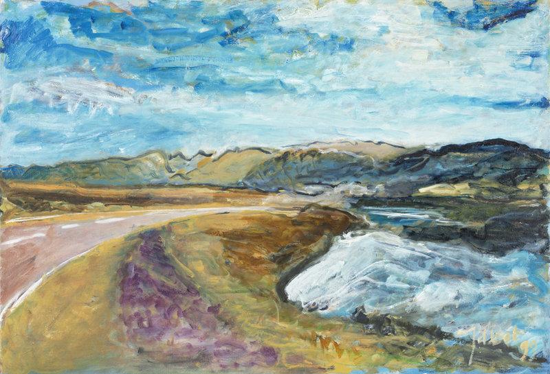 Loch Ewe by Joan de Bot