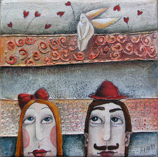 angel of love by Mariela Dimitrova MARA