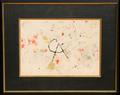 Pintado Pañuelo de Alexander Calder