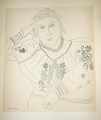 Henri Matisse first edition print Cahiers D'Art 1936 by Henri Matisse