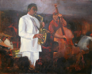 "Jazz Session by Enrique López Suárez ""Elosu"""