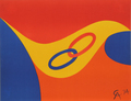 Flying Colors 2 de Alexander Calder