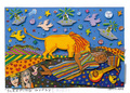 Sleeping Gypsy by James RIZZI