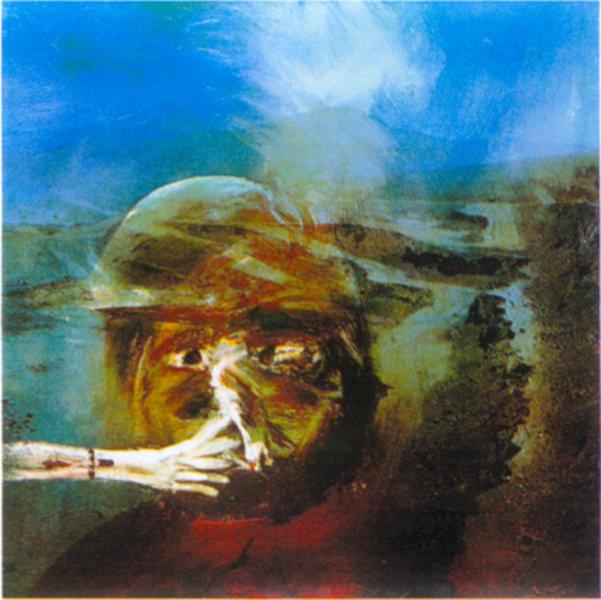 Miner Smoking Original Art By Sidney Nolan Picassomio