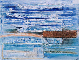 Blue Paw by Jorge Berlato
