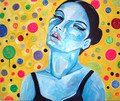 EXTASIS by Raquel Sarangello