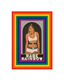 R is for Rainbow by Peter Blake